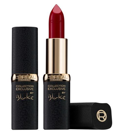 L'Oreal Paris Color Riche Exclusive Reds