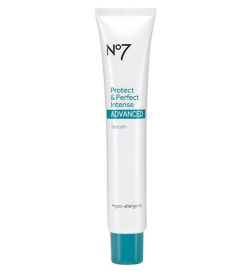 No7 Protect and Perfect Intense ADVANCED serum 50ml