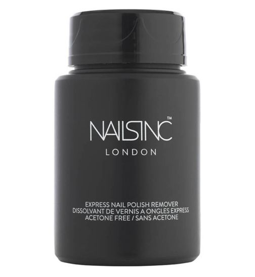 Nails Inc express remover pot 60ml