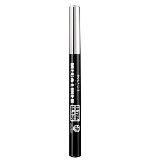 Bourjois Mega Liner Ultra Black