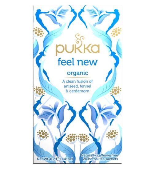 Pukka Organic Detox Herbal Tea Sachets -  40g