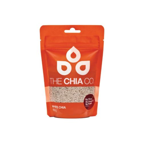 The Chia Co Chia Seed White 150g Pouch