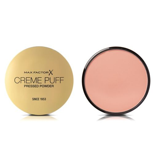 Max Factor Crème Puff Powder Compact