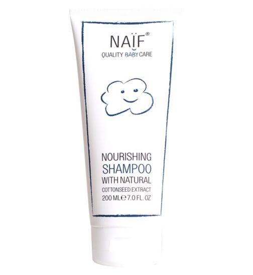 NAIF Nourishing Baby Shampoo 200ml