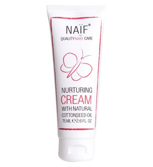 NAIF Nurturing Baby Cream 75ml