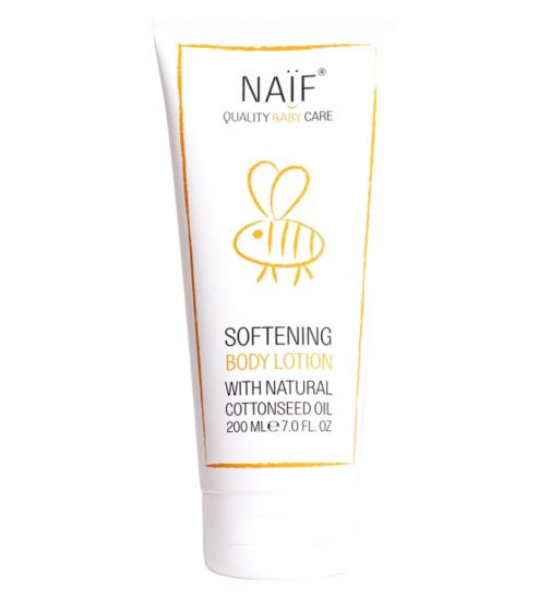 NAIF Softening Baby Body Lotion 200ml