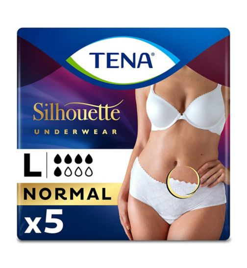 Tena Lady Pants Discreet Large - 5 Pants
