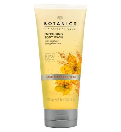 Botanics Mediterranean Eden Energising Body Wash 200ml