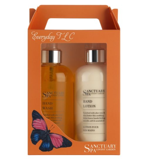 Sanctuary Everyday TLC Handcare Duo