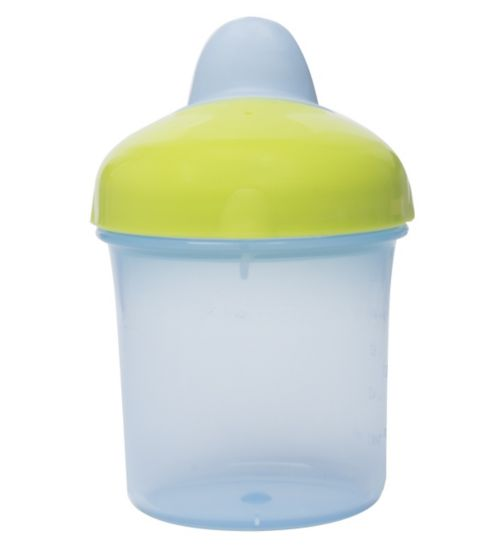 Boots Baby Non Spill First Cup - Blue