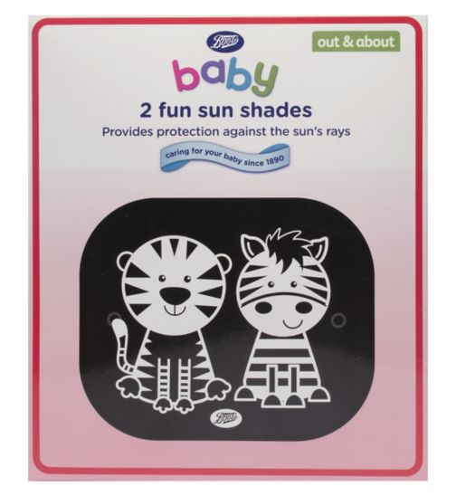 Boots Baby Fun Sun Shades 2 pack