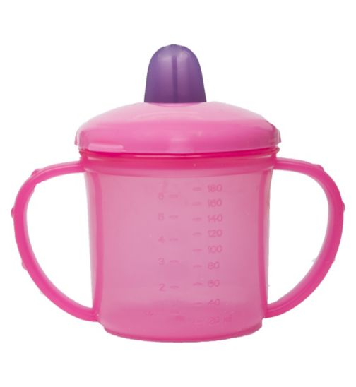 Boots Baby Free flow Cup - Pink