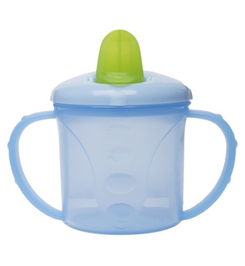 Boots Baby Free flow Cup - Blue