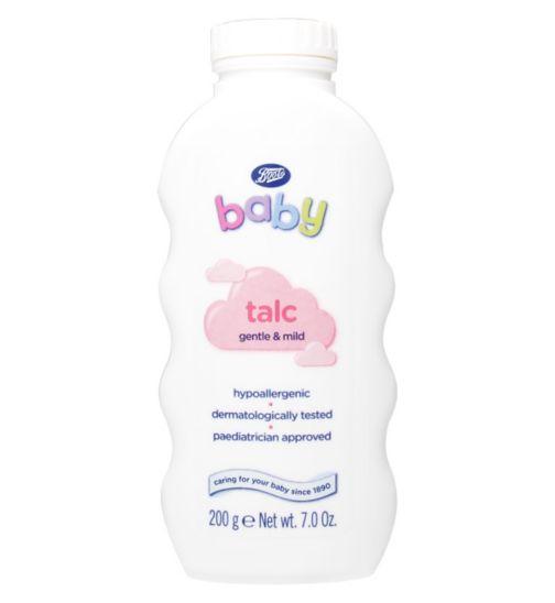 Boots Baby talcum powder 200g