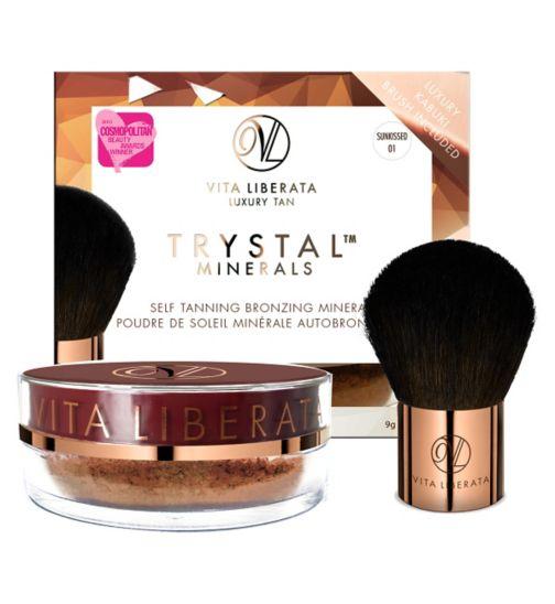 Vita Liberata Trystal Minerals powder - Sunkissed