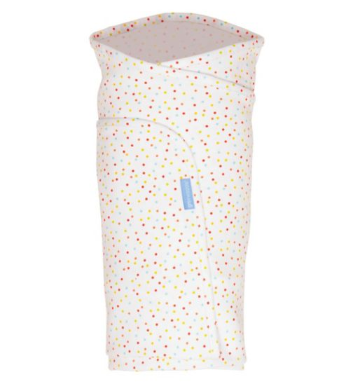 Gro Company Gro Swaddle Blanket Twin Pack - Spotty Bear