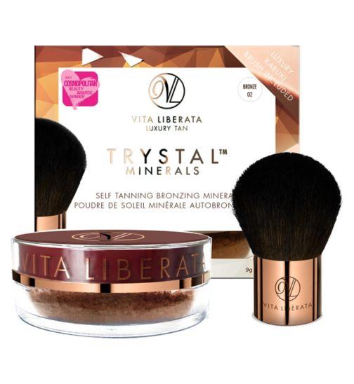 Vita Liberata Trystal Minerals powder - Bronze