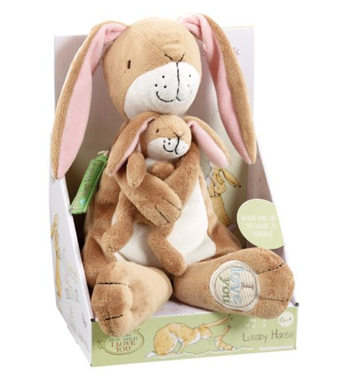 Guess How Much I Love You Lullaby Hare