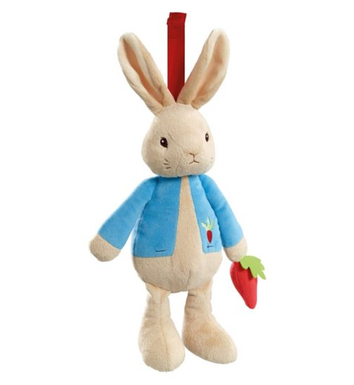 Peter Rabbit Musical Toy