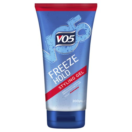 VO5 Extreme Style Sculpted Hold Freeze Gel 200ml