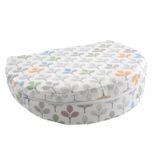 Boppy Pregnancy Wedge Support Pillow - Silverleaf