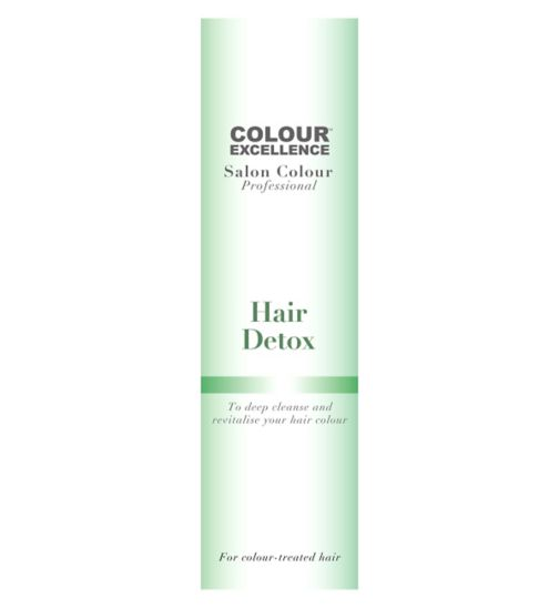 Colour Excellence Hair Detox