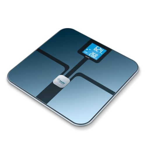 Beurer BF800 Black Diagnostic Bathroom Scales
