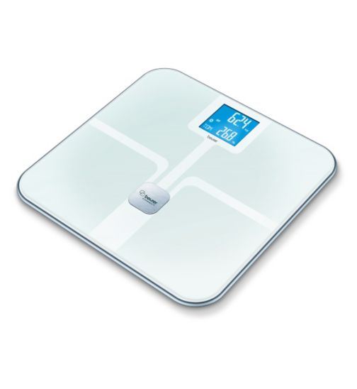 Beurer BF800 White Diagnostic Bathroom Scales