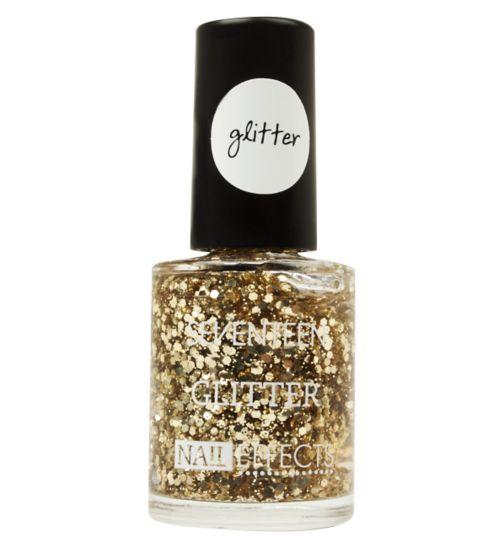 SEVENTEEN Nail Effects Glitter