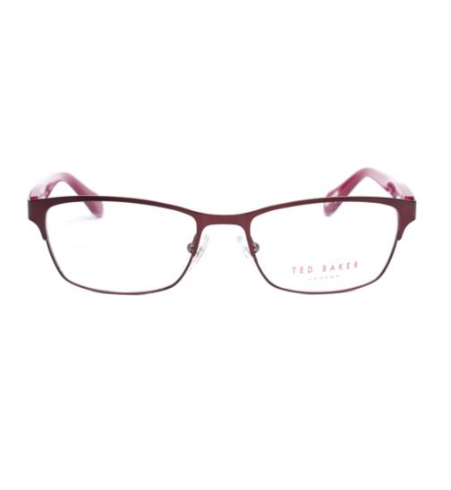 adb96e1e6d1634 Ted Baker Firefly TB2204 Womens Glasses -Red