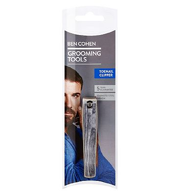Ben Cohen Toe Nail Clipper by Elegant Touch
