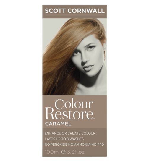 Scott Cornwall Colour Restore Caramel Toner