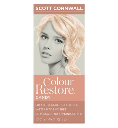 Scott Cornwall Colour Restore Candy Toner