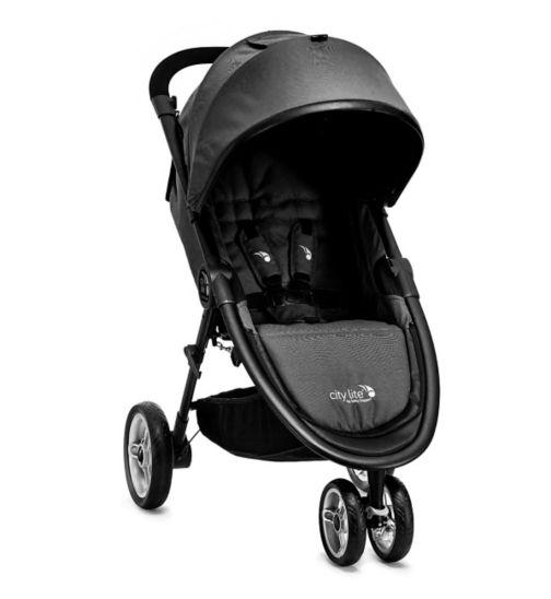 Baby Jogger City Lite Stroller - Black