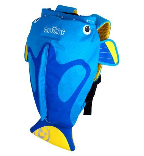 Trunki PaddlePak Blue Backpack