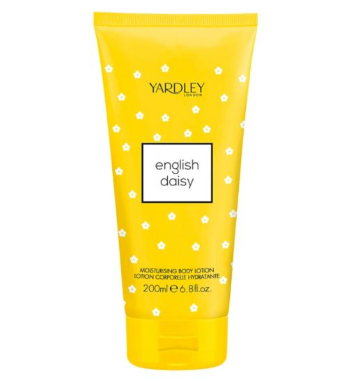 Yardley London English Daisy Body Lotion 200ml