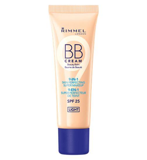 Rimmel London BB Cream Beauty Balm SPF 25 30ml