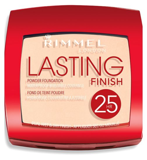 Rimmel London Lasting Finish Powder