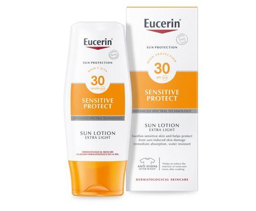 Eucerin Sun Extra Light Lotion SPF30 150ml