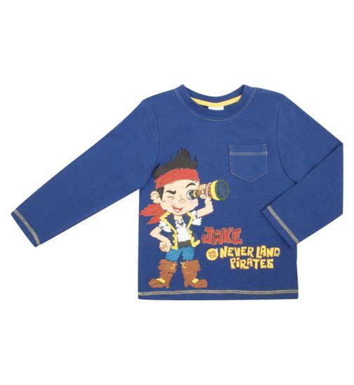 Boys Long Sleeved Jake T-Shirt - Mini Club