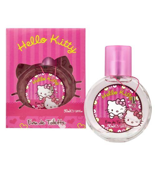 Hello Kitty Pink Love Eau de Toilette 50ml