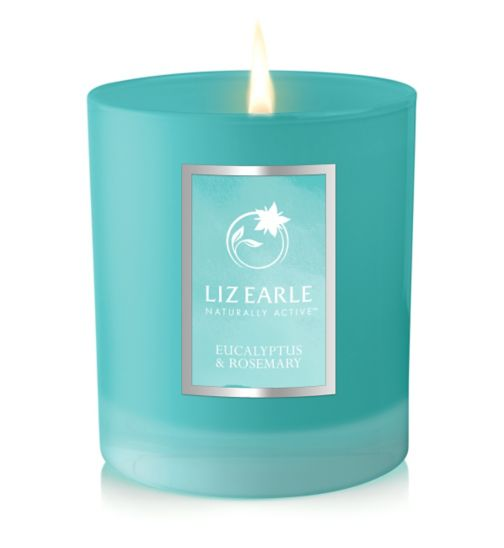 Liz Earle Eucalyptus & Rosemary Candle
