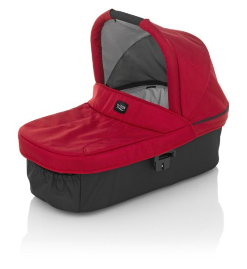 Britax Smile Carry Cot - Red