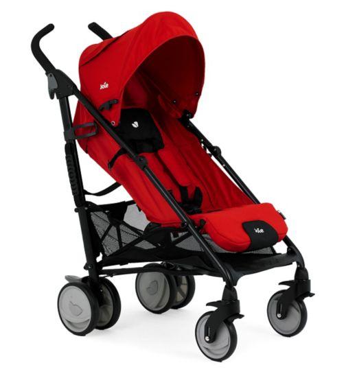 Joie Brisk Stroller - Ladybird
