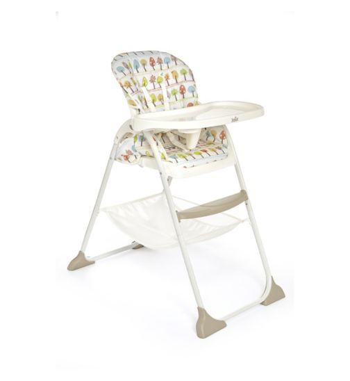 Joie Mimzy Snacker Highchair - Parklife