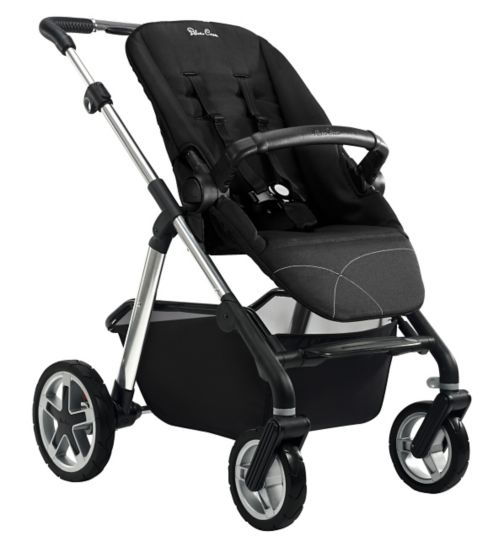 Silver Cross Pioneer Pushchair/Pram Chassis