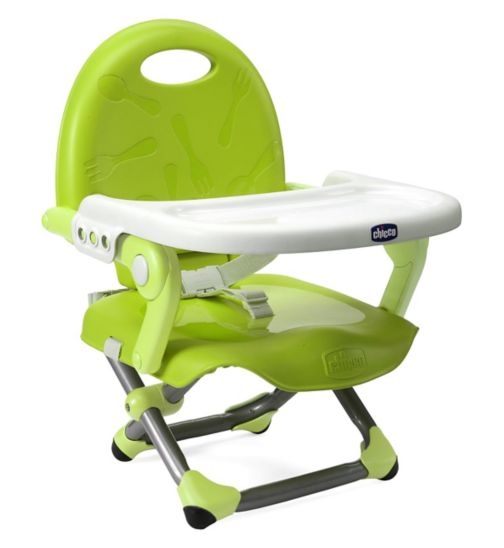 Chicco Pocket Snack Booster Seat - Lime