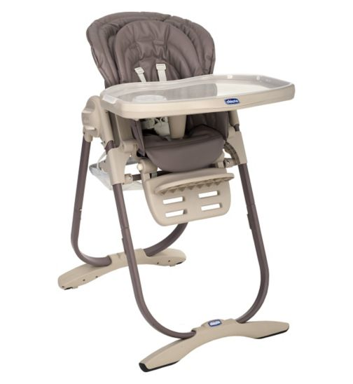 Chicco Polly Magic Highchair - Cocoa