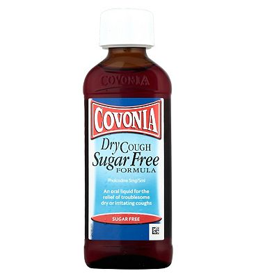 Covonia Dry Cough Sugar Free Formula - 150ml
