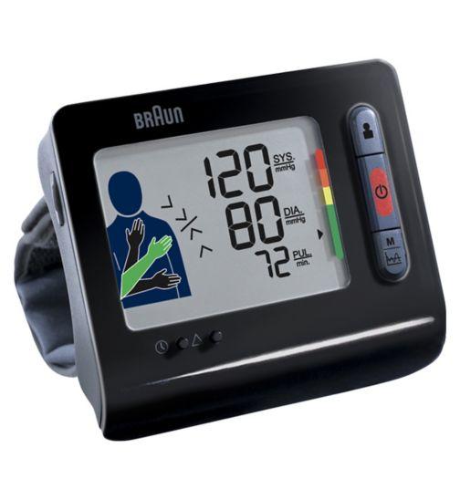 Braun VitalScan 5 Wrist Blood Pressure Monitor BPW 4300